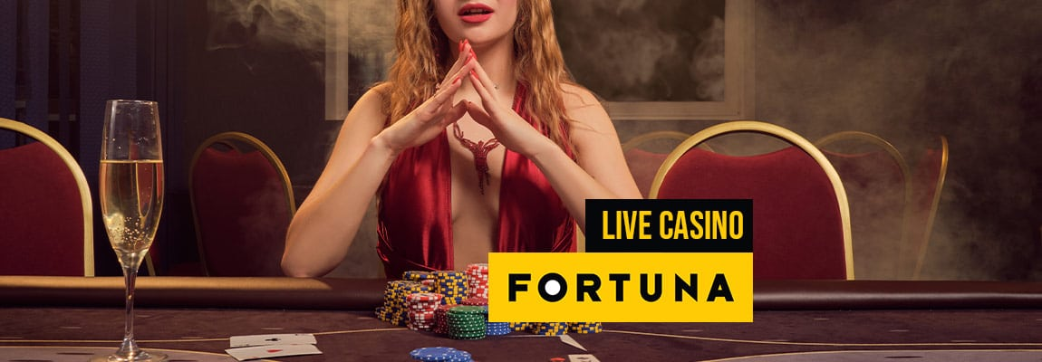 fortuna live casino