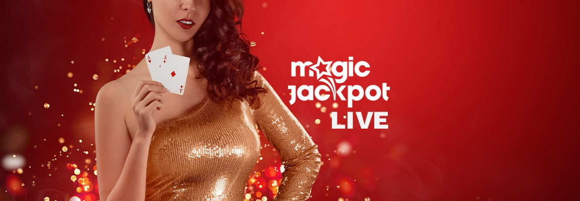 magic jackpot live