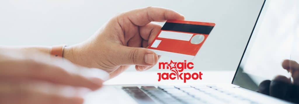 metode de plată magic jackpot casino