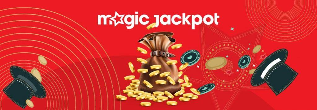 Bonus Magic Jackpot