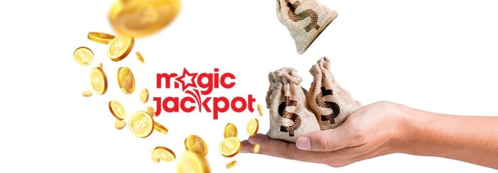 retragere magic jackpot