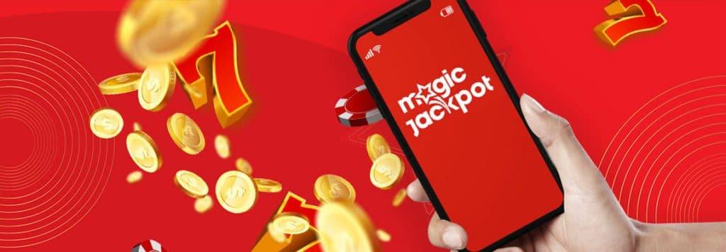 verificare cont Magic Jackpot