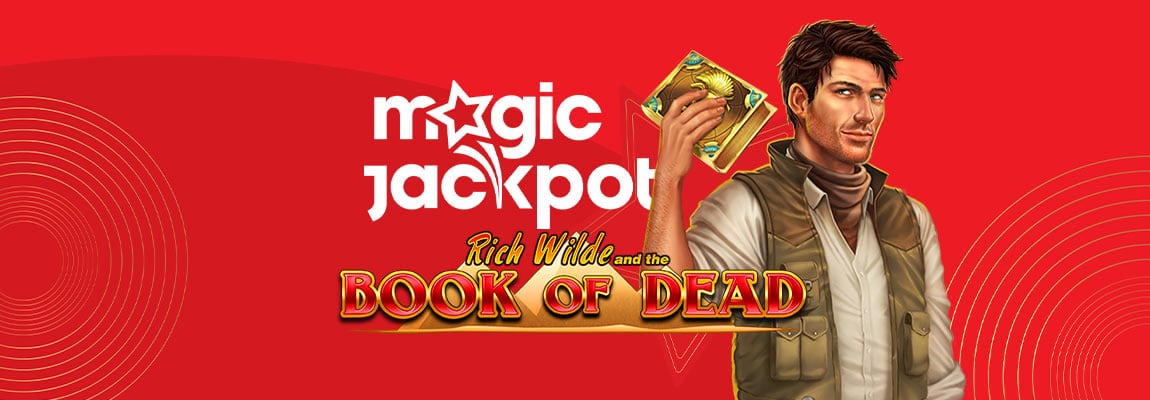 Book of Dead Magic Jackpot