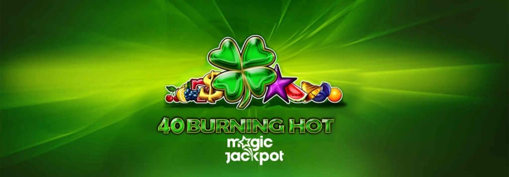 Burning Hot Magic Jackpot