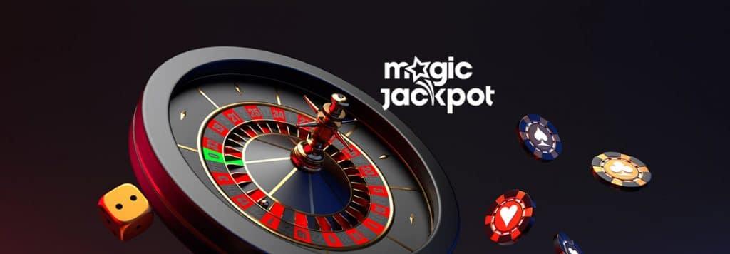Magic jackpot ruleta casino