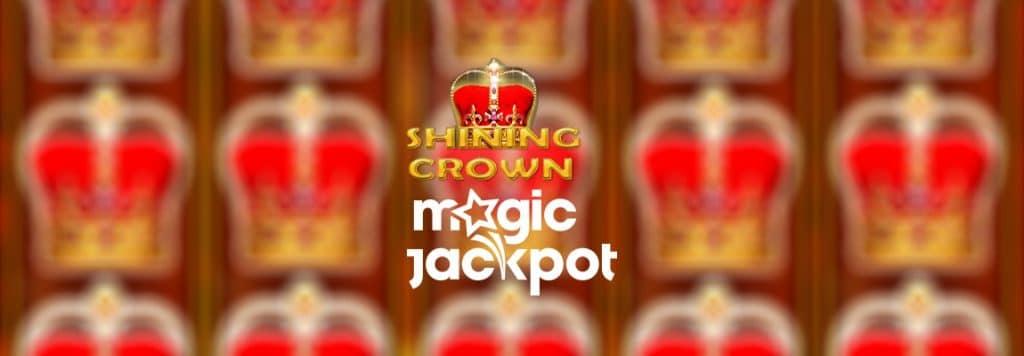 Shining Crown Magic Jackpot