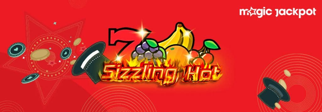 Sizzling Hot Deluxe Magic Jackpot