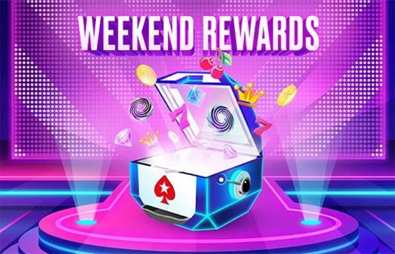 cod bonus hadiah akhir pekan pokerstars