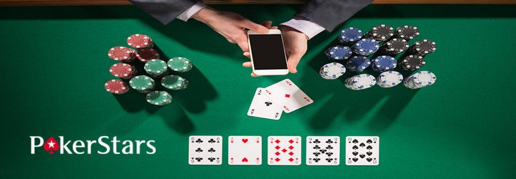 pokerstars app