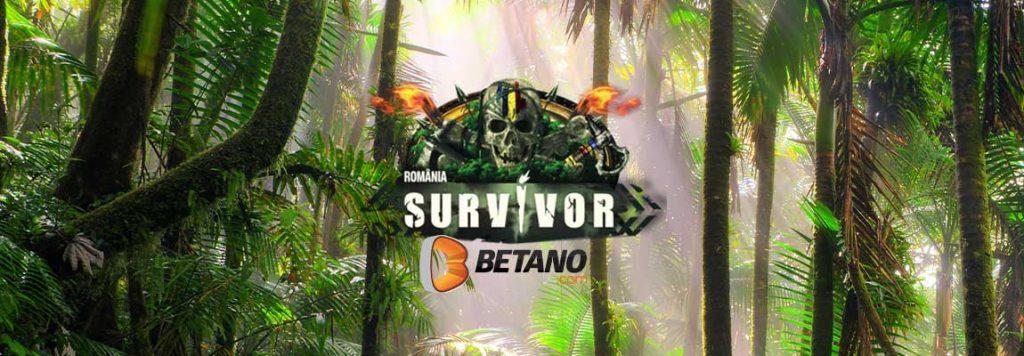Cum pariezi la Survivor Betano