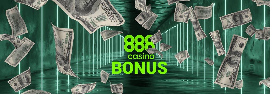 Bonus fără depunere 888 Casino
