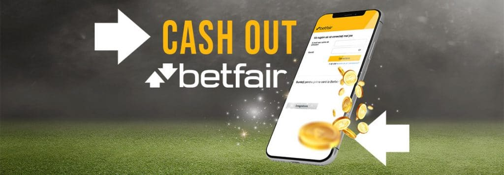 cash out betfair