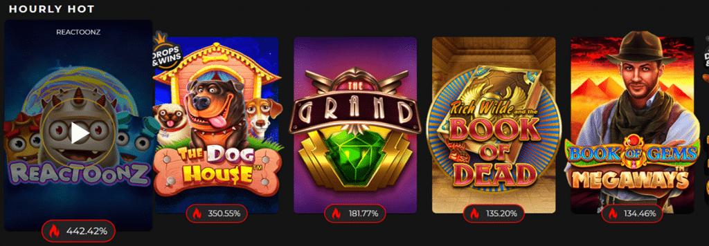 jocuri pentru rulaj bonus princess casino