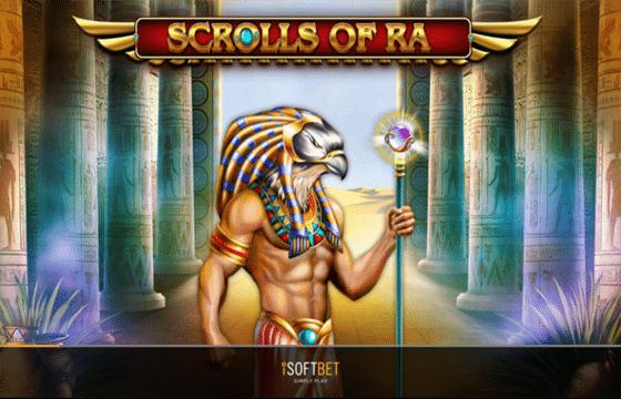 gets bet rotiri gratuite la jocul scroll of ra