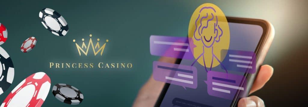princess casino contact
