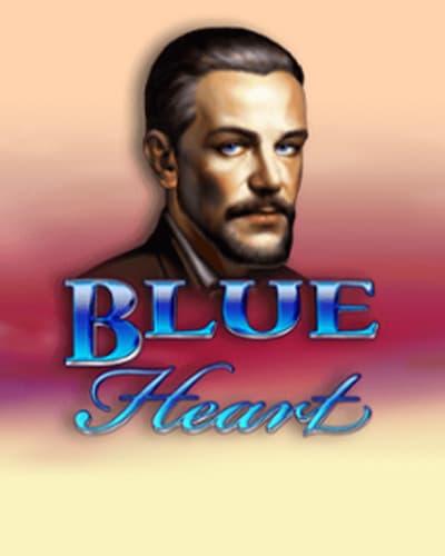 blue heart gratis