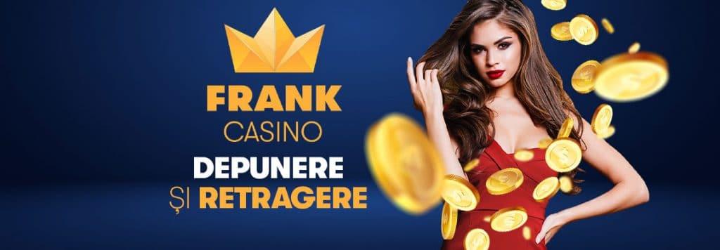 retragere frank casino
