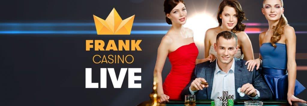 frank live