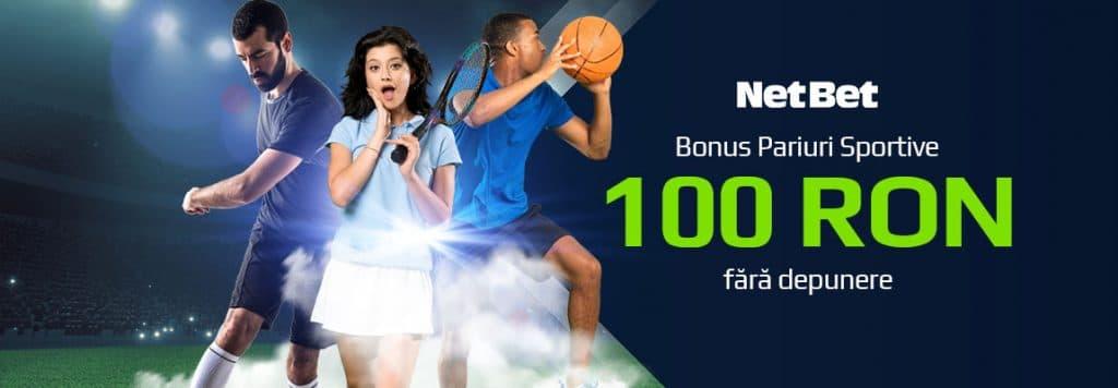 100 ron gratis netbet